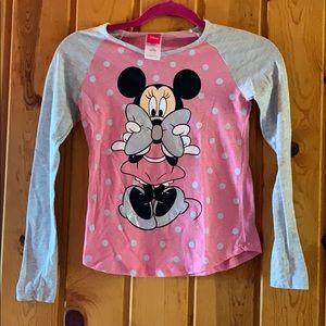 Long sleeve Disney top
